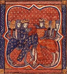 Richard and Philip of France